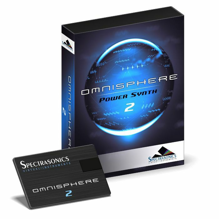 SPECTRASONICS - Spectrasonics Omnisphere 2 Power Synth Virtual Instrument Software (USB)