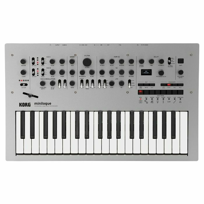 KORG - Korg Minilogue Polyphonic Analog Synthesizer