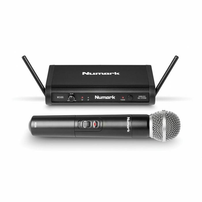 NUMARK - Numark WS100 Digital Wireless Microphone System (863.9mhz)