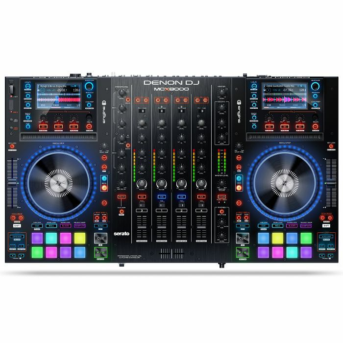 DENON - Denon MCX8000 DJ Controller With Serato DJ Software