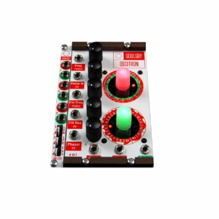 SOULSBY - Soulsby Oscitron Wavetable Oscillator With Uni-Five Companion Module