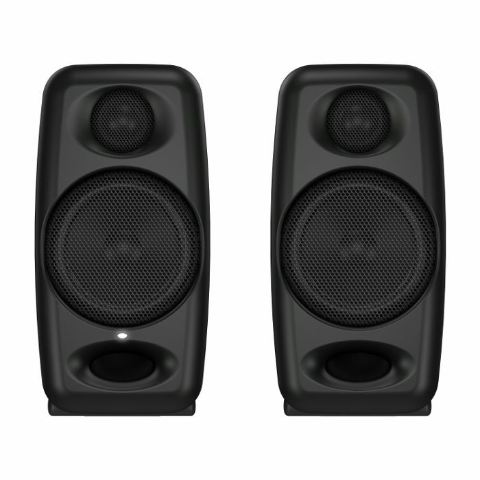 IK MULTIMEDIA - IK Multimedia iLoud Micro Monitor Studio Reference Monitor Speakers (pair, black)
