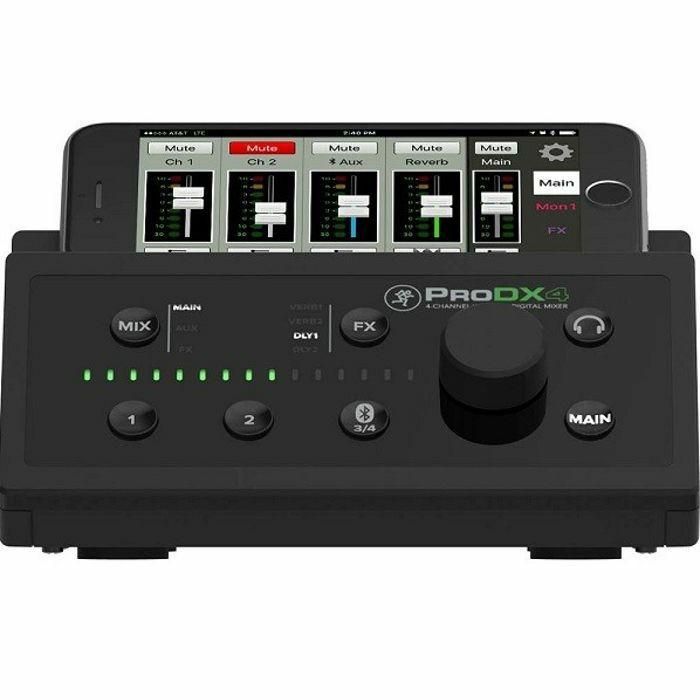 MACKIE - Mackie ProDX4 4 Channel Wireless Digital Mixer