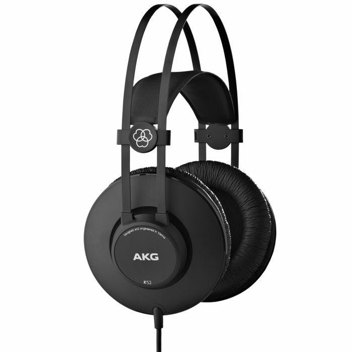 AKG - AKG K52 Closed Back Studio Headphones