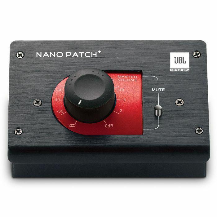 JBL - JBL Nano Patch+ Passive Stereo Volume Controller