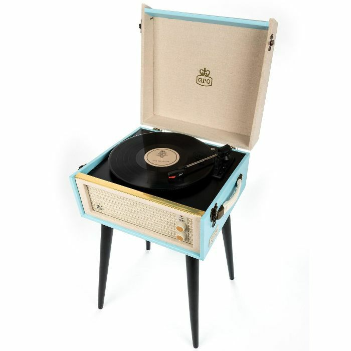 GPO - GPO Bermuda Turntable (blue)