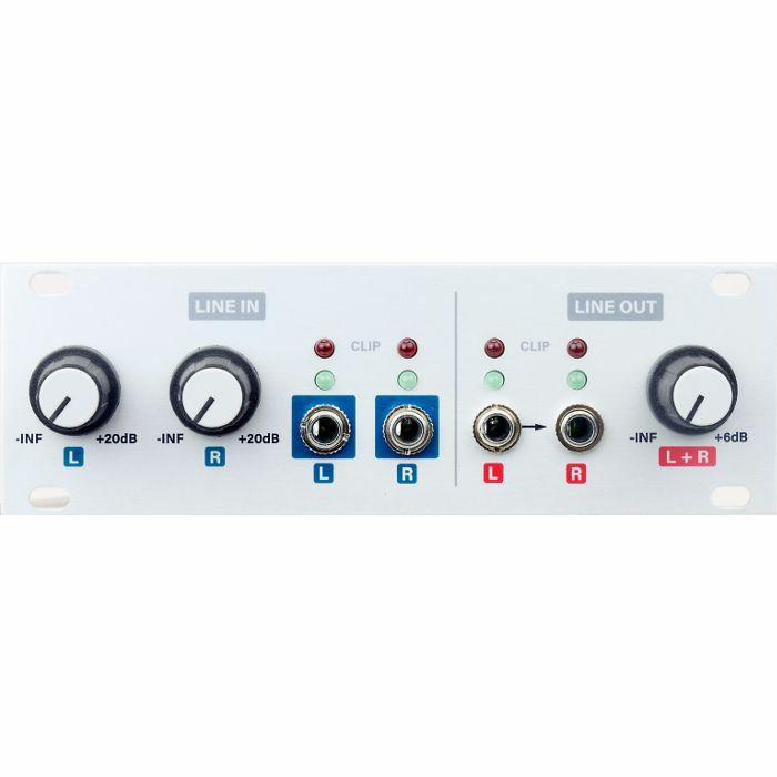 INTELLIJEL - Intellijel Audio IO 1U Rack Module