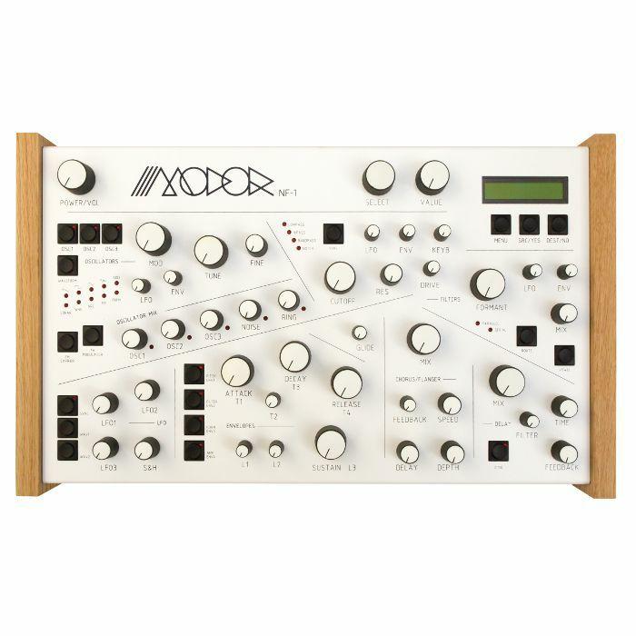 MODOR - Modor NF1 Desktop Synthesizer