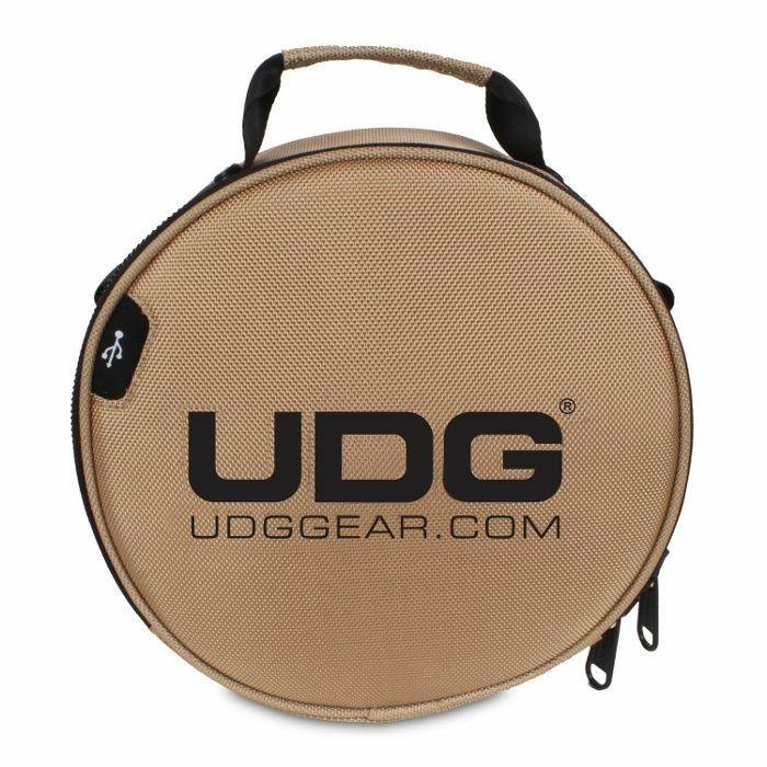 UDG - UDG Ultimate Digi Headphone Bag (gold)