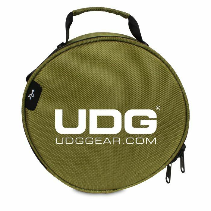 UDG - UDG Ultimate Digi Headphone Bag (green)