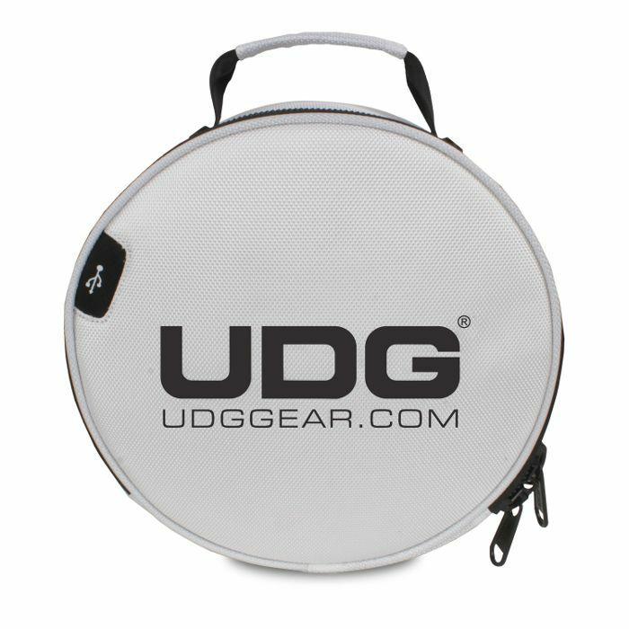 UDG - UDG Ultimate Digi Headphone Bag (white)
