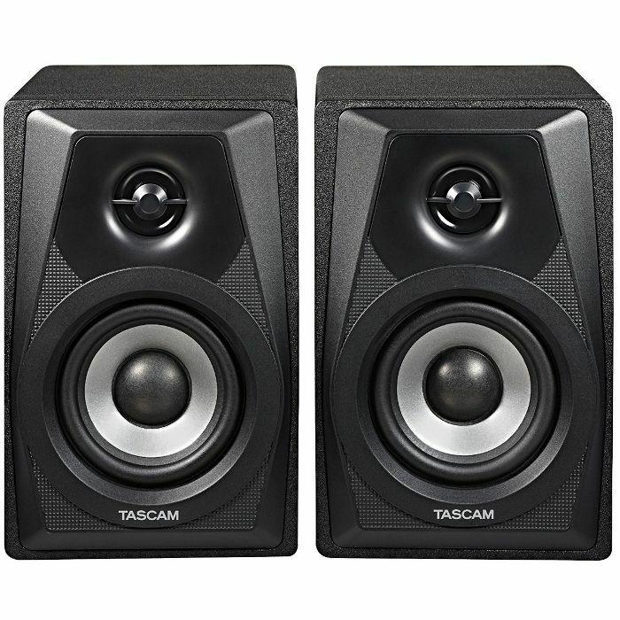 TASCAM - Tascam VLS3 Powered Desktop Monitors (pair)