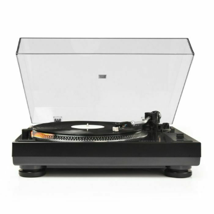 CROSLEY/MW - Crosley C200 Direct Drive DJ Turntable (black)