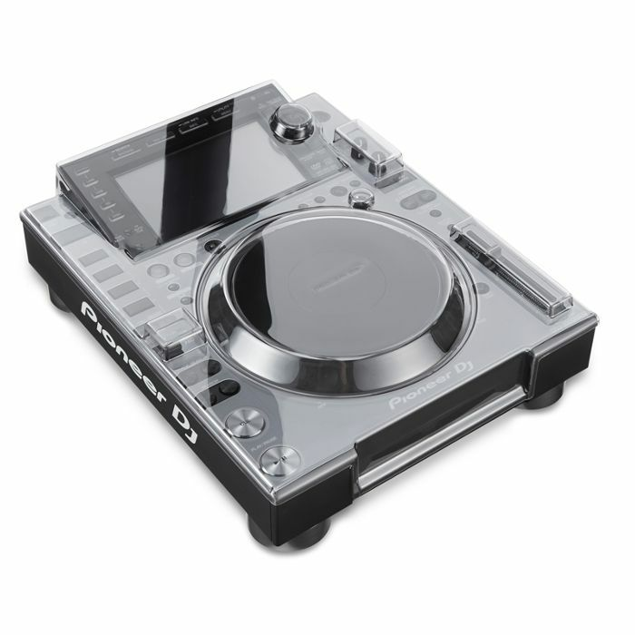 DECKSAVER - Decksaver Pioneer CDJ-2000NXS2 Cover & Faceplate (smoked clear)