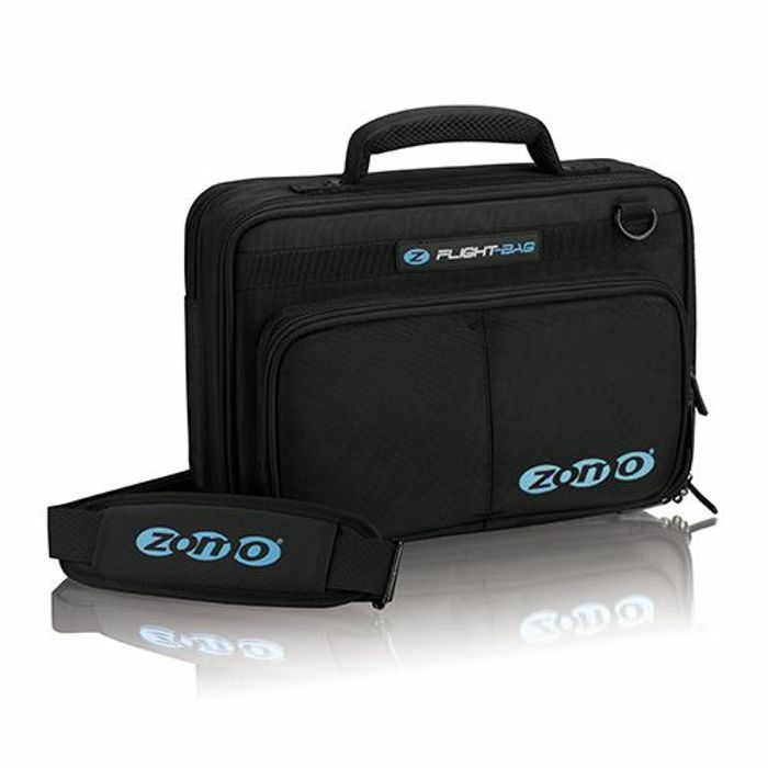 ZOMO - Zomo DJ Controller Flight Bag S (small) For Kaossilator Pro, Kaosspad 3, Kaosspad Quad, Korg Volca Bass, Korg Volca Beats, Korg Volca Keys NI Maschine Mikro, NI Traktor X1 MK2, Novation Launchpad Mini, Pioneer DDJ-SP1, Roland Aira TB-3 & Aira VT-3