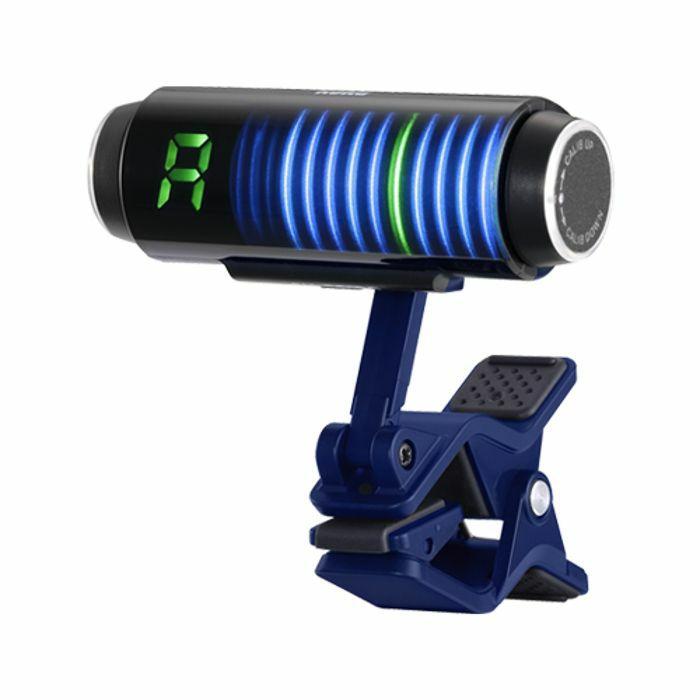 KORG - Korg Sledgehammer Custom 100 Clip On Tuner (blue)