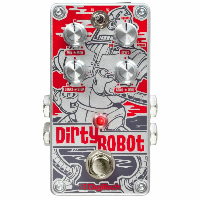DIGITECH - Digitech Dirty Robot Mini Synth Pedal