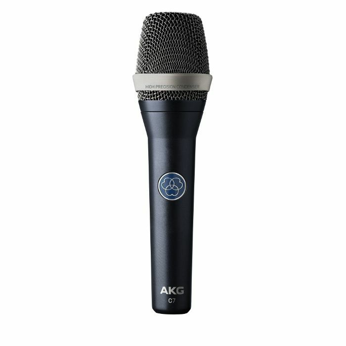AKG - AKG C7 Reference Super Cardioid Condenser Vocal Microphone