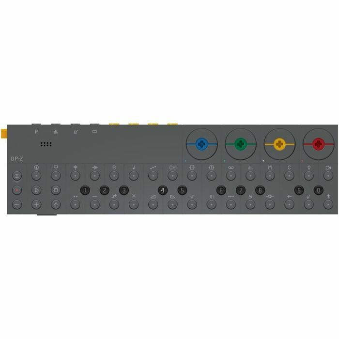 TEENAGE ENGINEERING - Teenage Engineering OPZ Wireless 16 Track Multitimbral Synthesiser & Sequencer