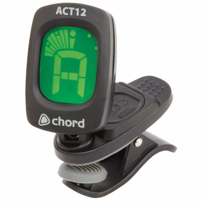 CHORD - Chord ACT12 Auto Clip Tuner