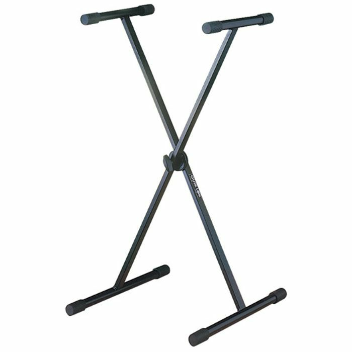 QUIKLOK Quiklok T10BK X Frame Keyboard Stand vinyl at Juno Records.