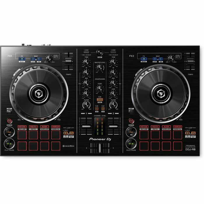 PIONEER - Pioneer DDJ RB Rekordbox DJ Controller With Rekordbox DJ Software
