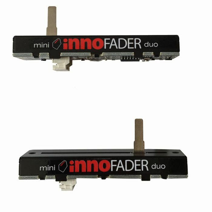 AUDIO INNOVATE - Audio Innovate Mini InnoFader Duo Replacement Crossfader & Channel Fader