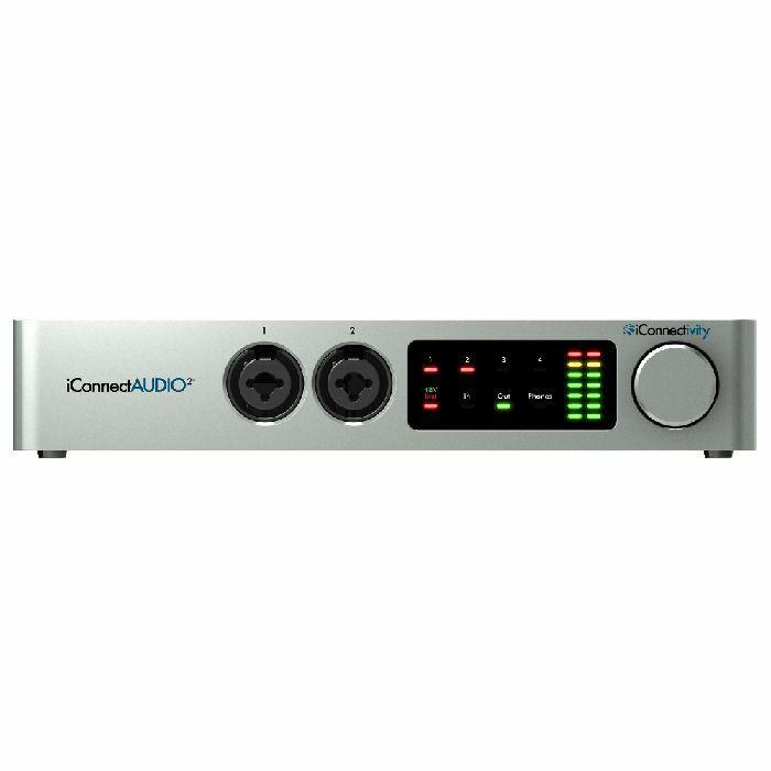 ICONNECTIVITY - Iconnectivity iConnect Audio2+ USB Audio & MIDI Interface