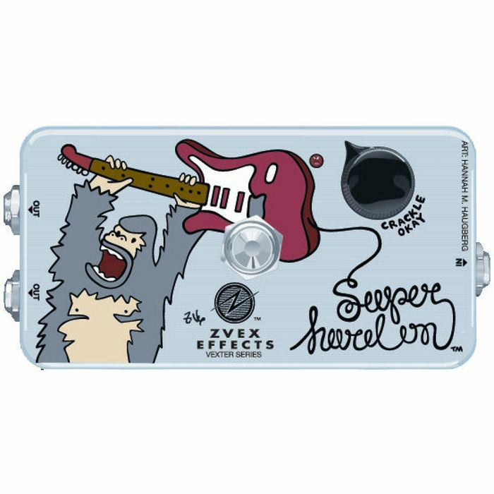 ZVEX EFFECTS - ZVEX Effects Vexter Super Hard On Boost Pedal