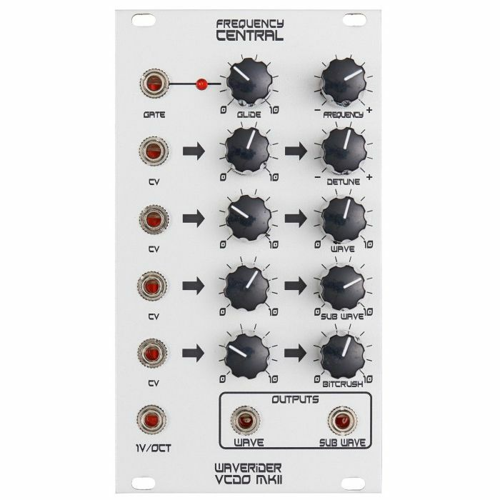 FREQUENCY CENTRAL - Frequency Central Waverider VCDO MkII Module
