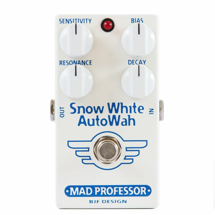 MAD PROFESSOR - Mad Professor Snow White Auto Wah Effects Pedal