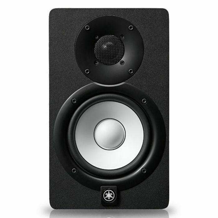 YAMAHA - Yamaha HS5I Powered Studio Monitor (black, single)