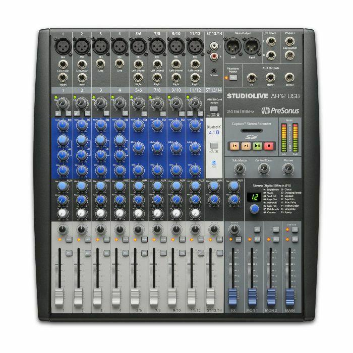 PRESONUS - Presonus StudioLive AR12 USB Mixer