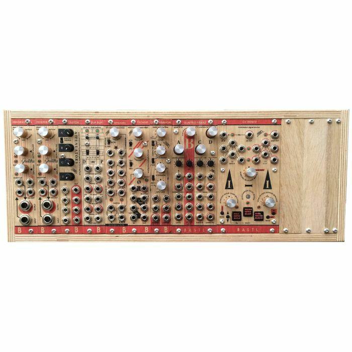 BASTL INSTRUMENTS - Bastl Instruments Bob Analog Processing Modular System