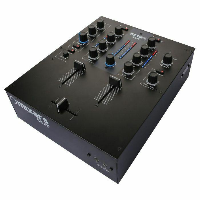 MIXARS - Mixars Cut 2 Channel Scratch DJ Mixer