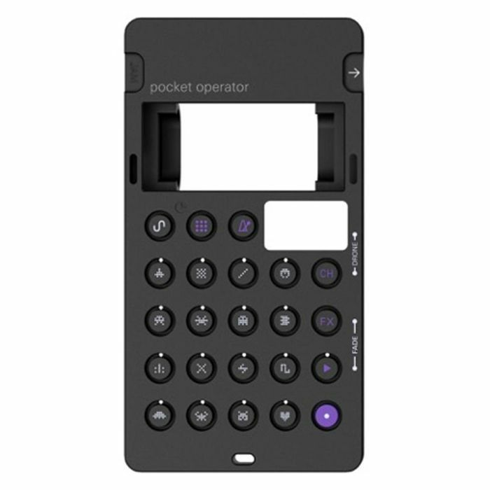 TEENAGE ENGINEERING - Teenage Engineering CA20 Silicone Pro Case For PO20 Pocket Operator