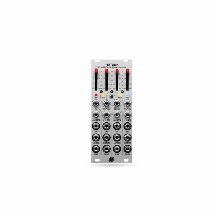 XAOC DEVICES - Xaoc Devices Batumi Quadruple Low Frequency Oscillator Module