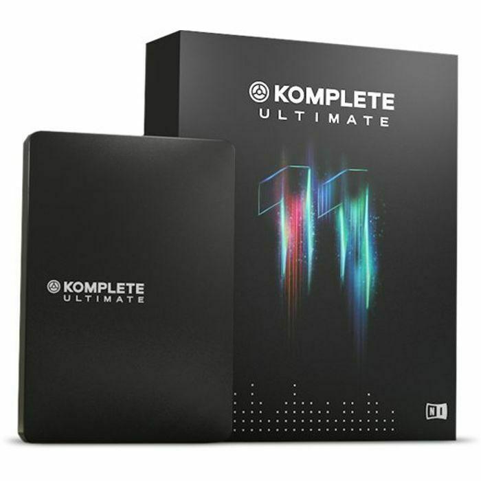 NATIVE INSTRUMENTS - Native Instruments Komplete 11 Ultimate Update Software (upgrade from Komplete Ultimate 2-10)