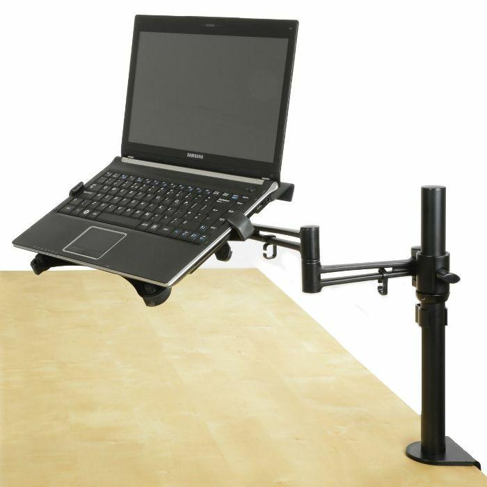Citronic Desk Mount Dj Platform Laptop Tablet Or Monitor