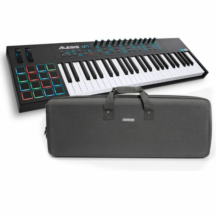 alesis magma alesis vi49 advanced usb midi pad keyboard controller with ableton live lite air. Black Bedroom Furniture Sets. Home Design Ideas