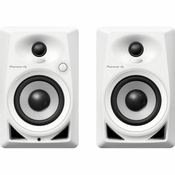 PIONEER - Pioneer DM40 Active Monitor Speakers (pair, white)