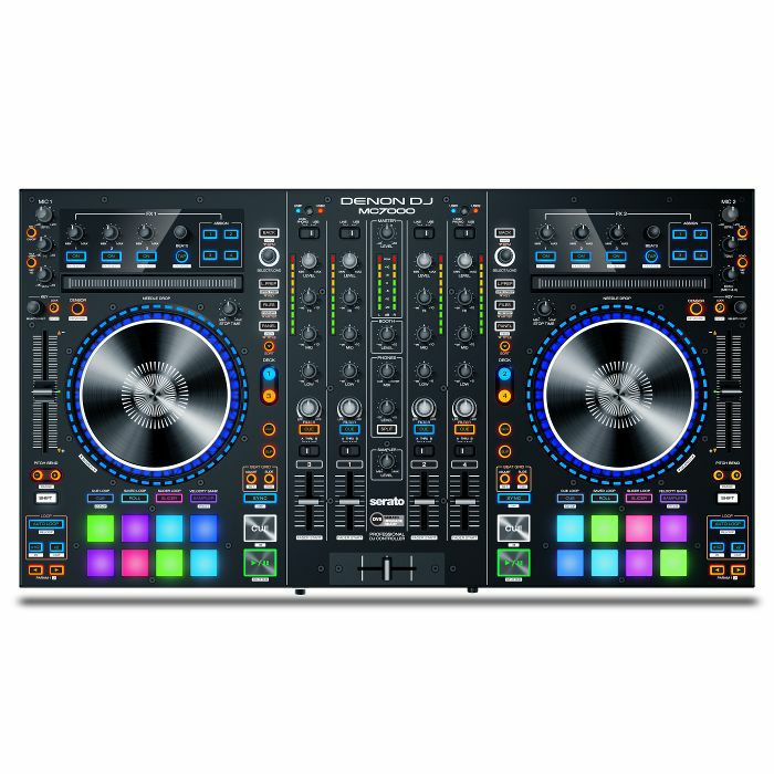 DENON - Denon MC7000 Serato DJ Controller With Serato DJ Software
