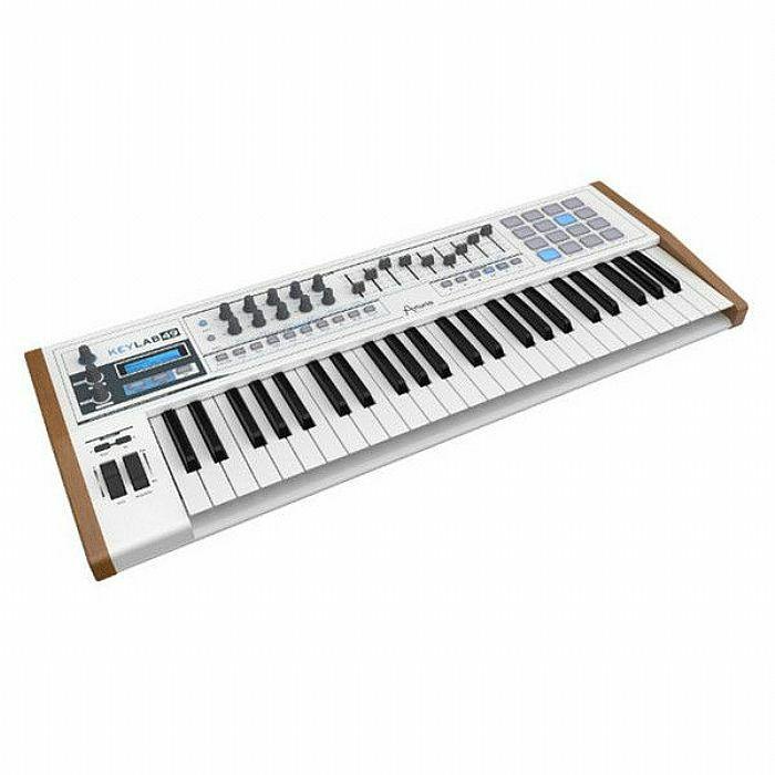 ARTURIA - Arturia Keylab 49 Controller Keyboard With Analog Lab 2 Software (B-STOCK)