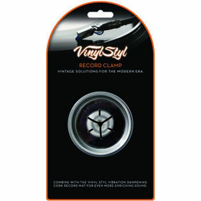 VINYL STYL - Vinyl Styl Record Clamp Stabliliser Weight