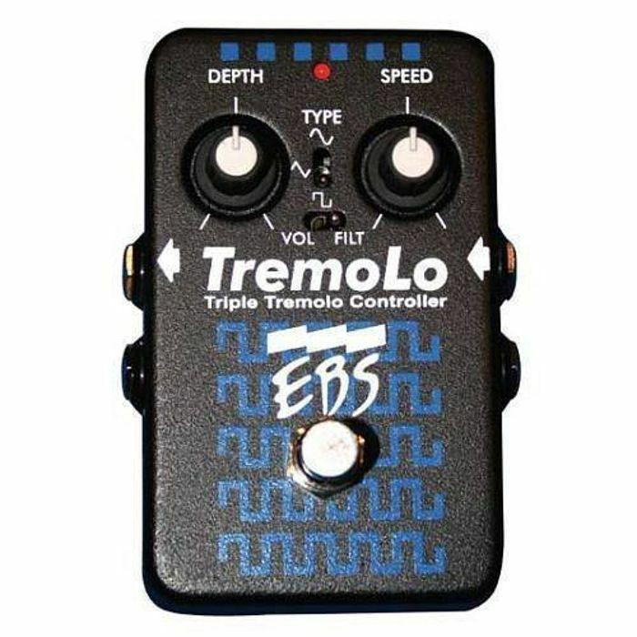 EBS - EBS Black Label Tremolo Pedal