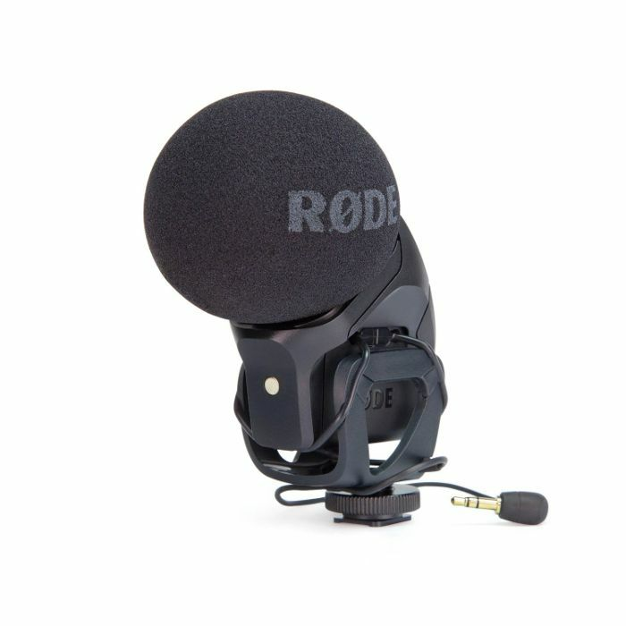 RODE - Rode Stereo VideoMic Pro With Rycote Lyre Suspension