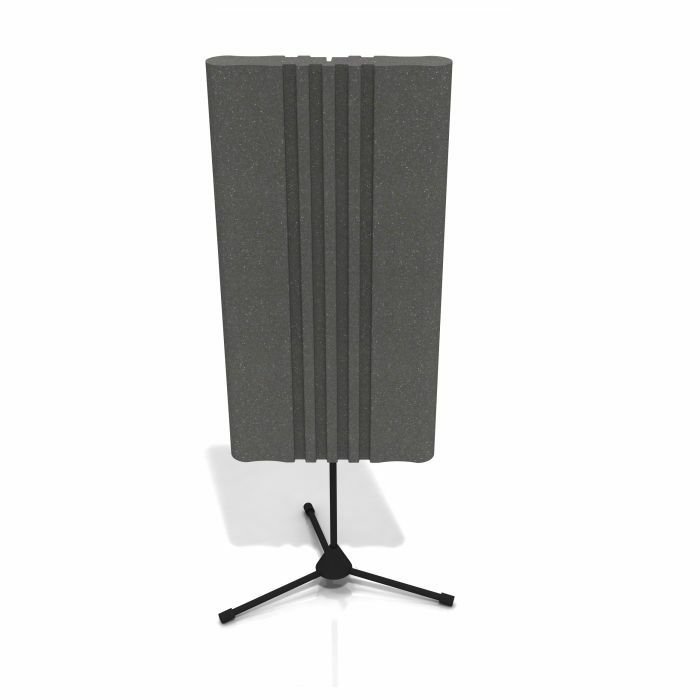 EQ ACOUSTICS - EQ Acoustics Freespace Free Standing Universal Acoustic Treatment System (charcoal grey)