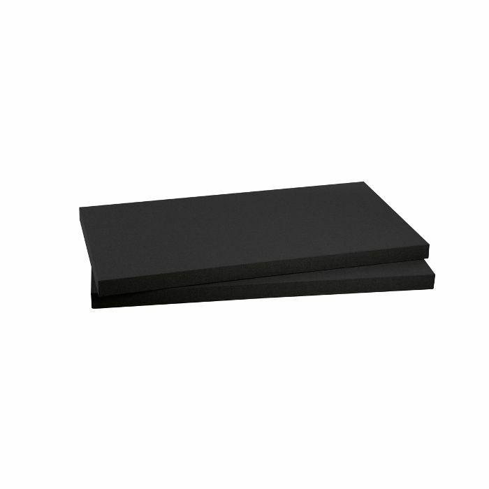 EQ ACOUSTICS - EQ Acoustics 50L Spectrum Studio Cloud Acoustic Tile (black, pack of 2)