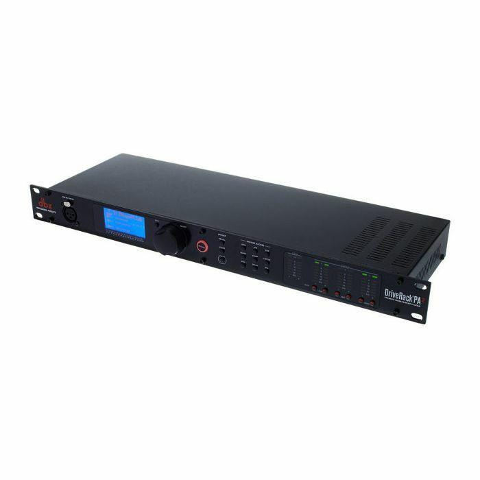 DBX - DBX DriveRack PA 2 Loudspeaker Management System