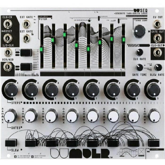 DETROIT UNDERGROUND - Detroit Underground DUSEQ Analog Pulsing Sequencer Module